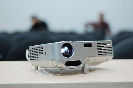 Audio Visual Projector